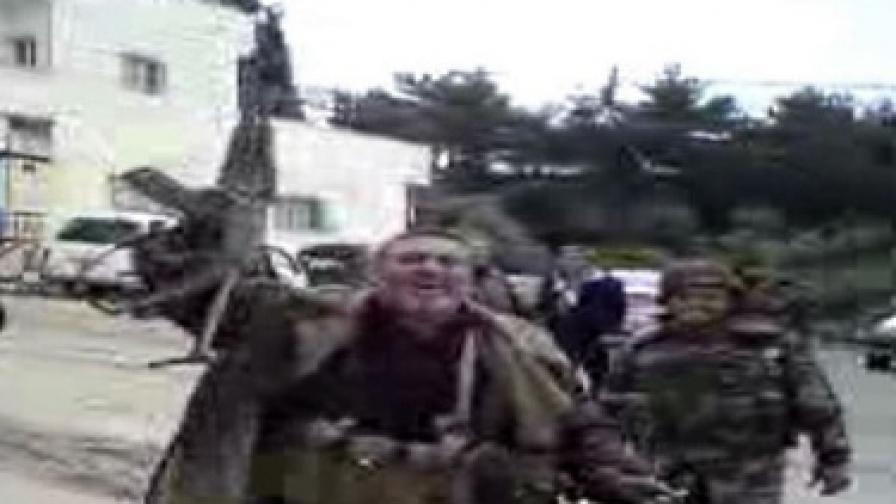 """Сирийската армия унищожава """"въоръжени екстремисти"""""""