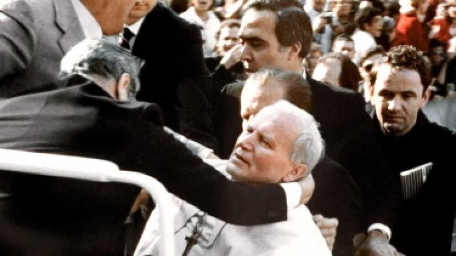 Покушениято на 13 май 1981 г.