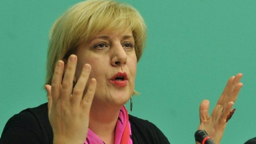 Представителката по въпросите на свободата на<br /> медиите към ОССЕ Дуня Миятович