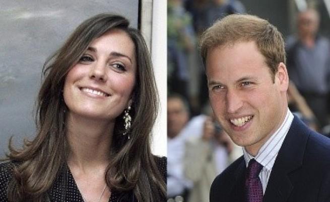 Публикации за Принц Уилям и Кейт в интернет на всеки 10 секунди