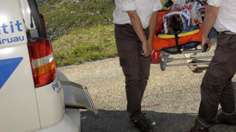 Трима българи загинаха след катастрофа във Франция