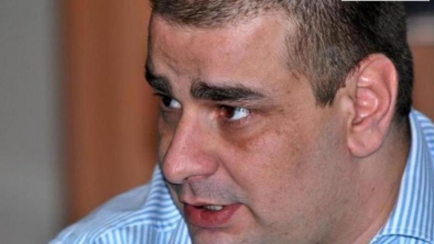 Борис Марков е председател на Предизборния щаб в СДС