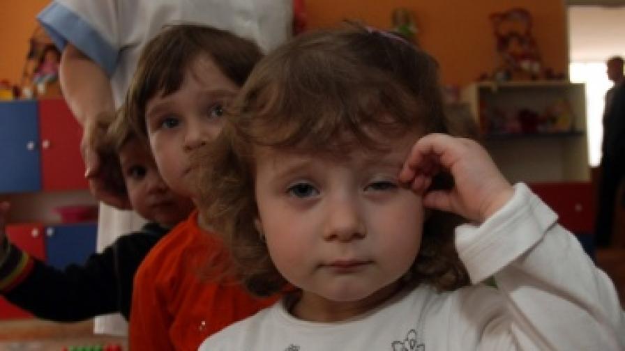 Остър недостиг за места в детски градини в София