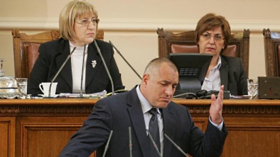 """Борисов: Не можем без """"Евро плюс"""""""