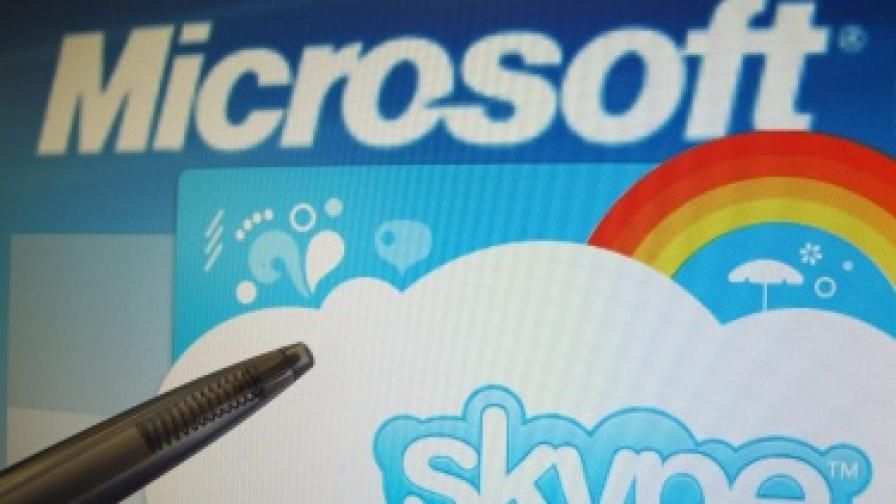 """Майкрософт"" купува ""Скайп"" за 8,5 млрд. долара"