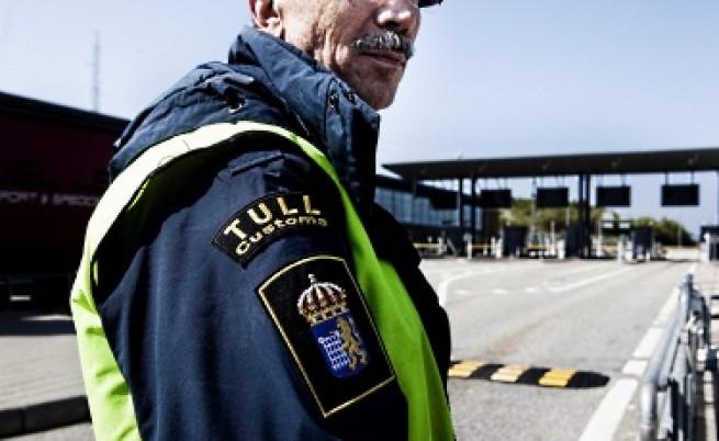 Дания обяснява за границите и контрола