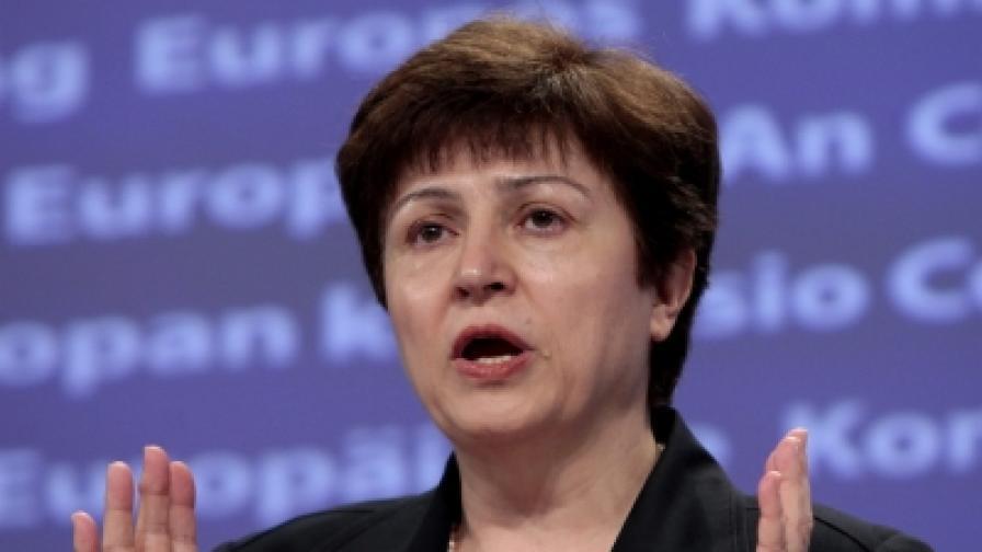 Кристалина Георгиева към Израел: Спрете да рушите палестински къщи
