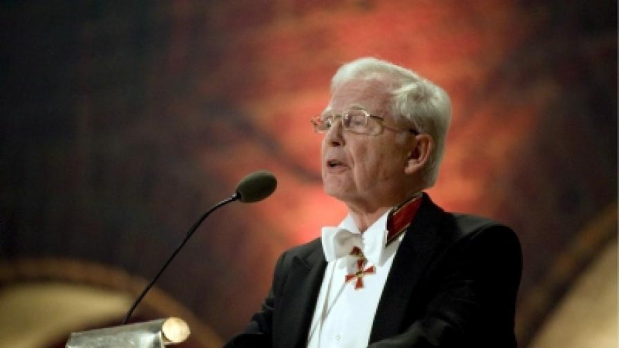 Нобелов лауреат за медицина ще изнесе лекция в София