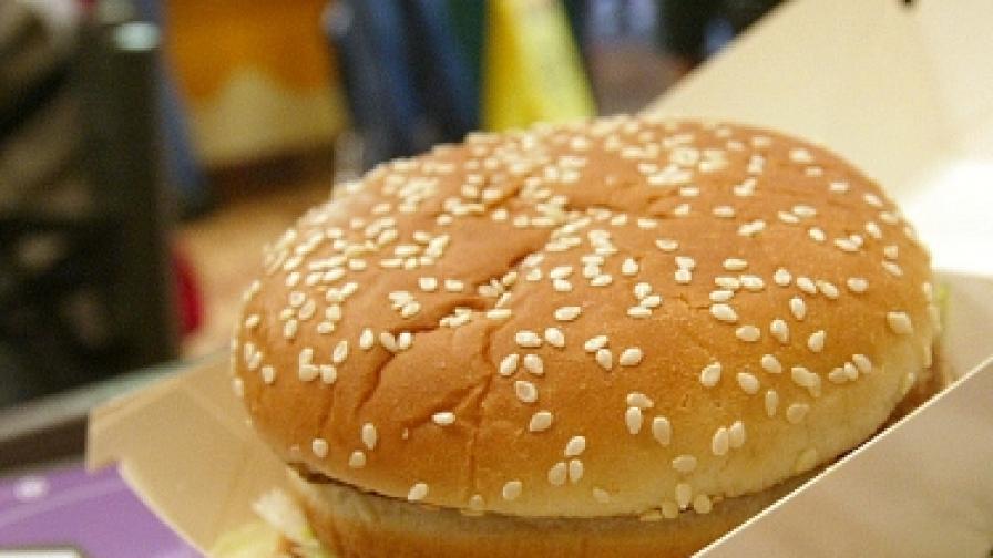"""Американец изяде 25-хилядния си """"Биг Мак"""""""