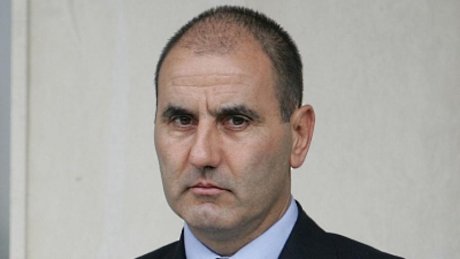 Тенчо Попов е бил арестуван като шефа на МВФ