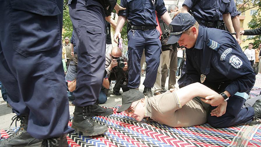 Прокуратурата образува 3 дела след инцидента в София