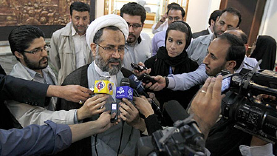 Иран обяви, че е арестувал 30 души, свързани с шпионска мрежа на ЦРУ