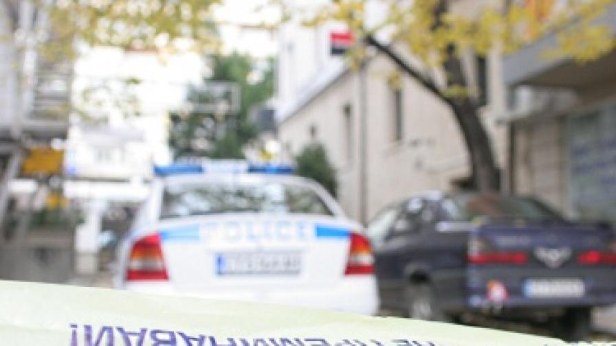 Полицай участвал в обир на казино в Шумен