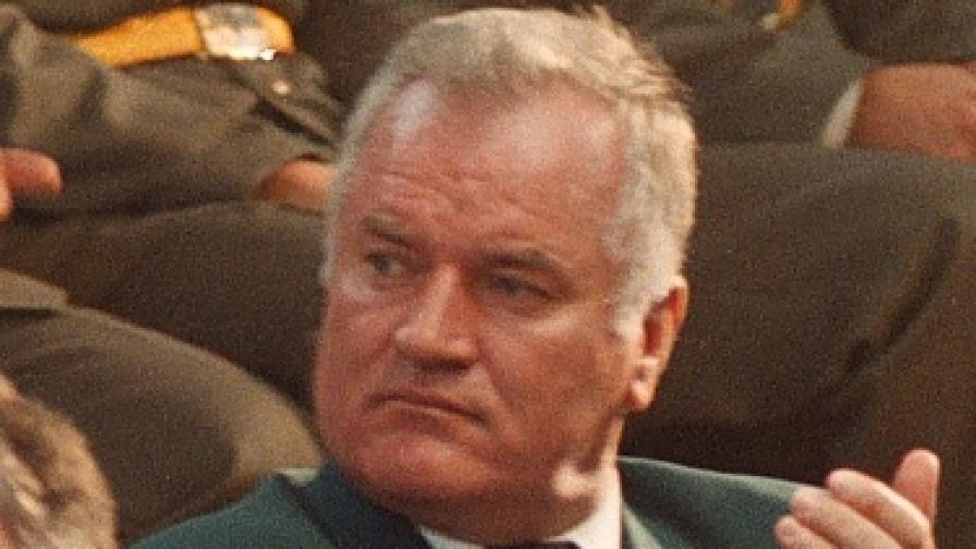 Няма да дадат наградата за залавянето на Младич