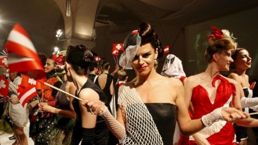 БГ дизайнери на моден панаир във Виена