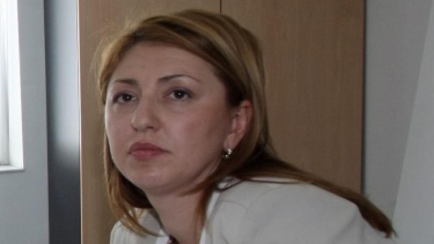 Владимира Янева е избрана за председател на СГС