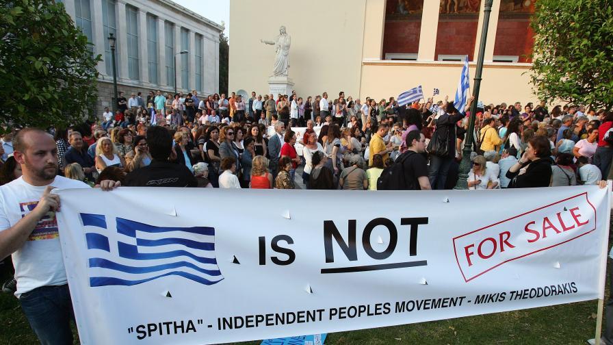 Бум на убийствата и въоръжените грабежи в Гърция