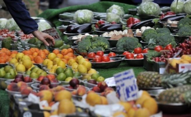 Почти 2/3 от основните храни у нас са от внос