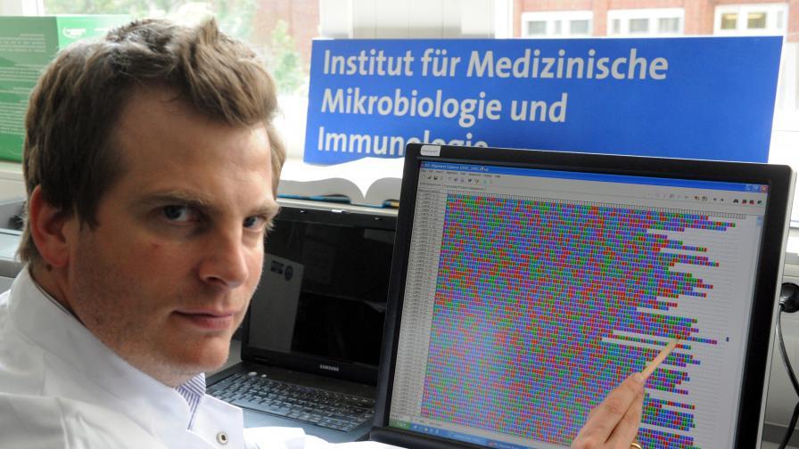 Германските медии с куп хипотези за заразата