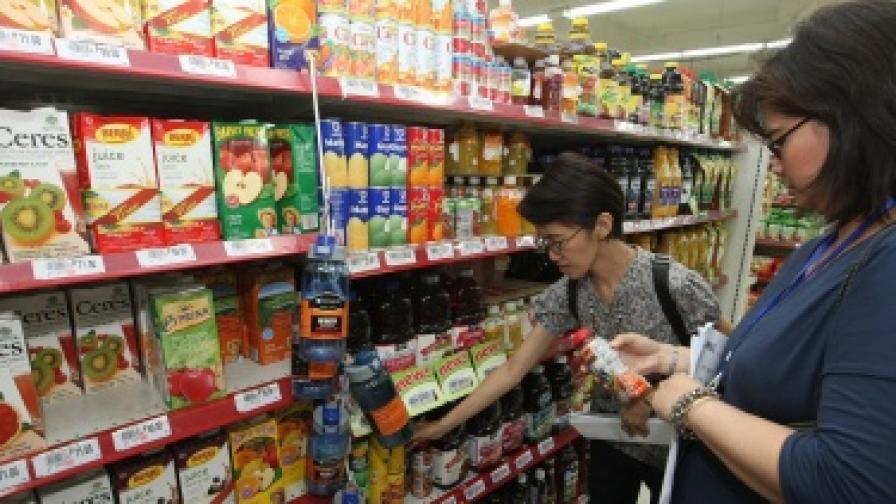 ЕК няма проблем с фирмите, предлагащи храни с различно качество в страните от ЕС