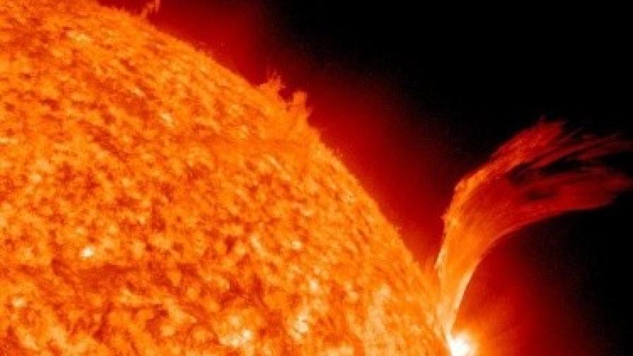 Да се боим ли от слънчевите изригвания?