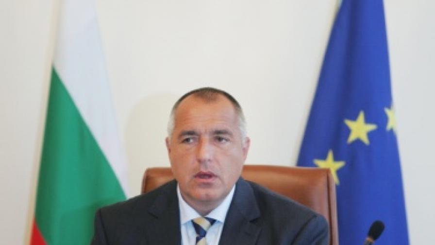 Борисов за корумпираните катаджии: Просто трябва да се размазват
