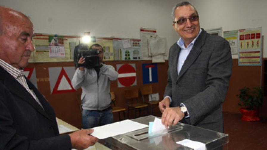 Костов: Призовахме лично Борисов и Цветанов да гласуват