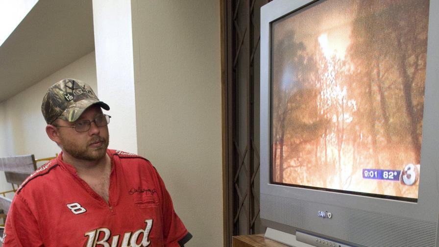 Небивал пожар заплашва няколко щата в САЩ