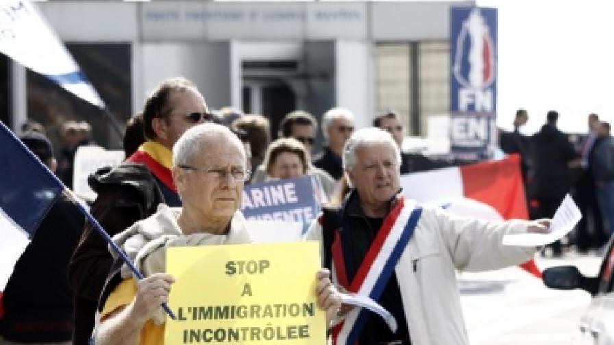 """""""Файненшъл таймс"""": Шенген под изпитание"""
