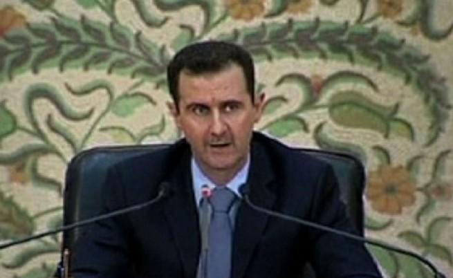 Асад обеща реформи и нова конституция