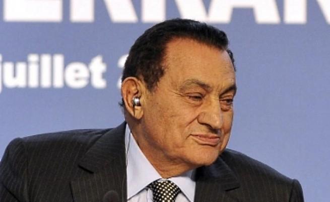 Хосни Мубарак е болен от рак