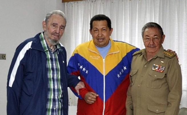 Защо мълчи Уго Чавес?