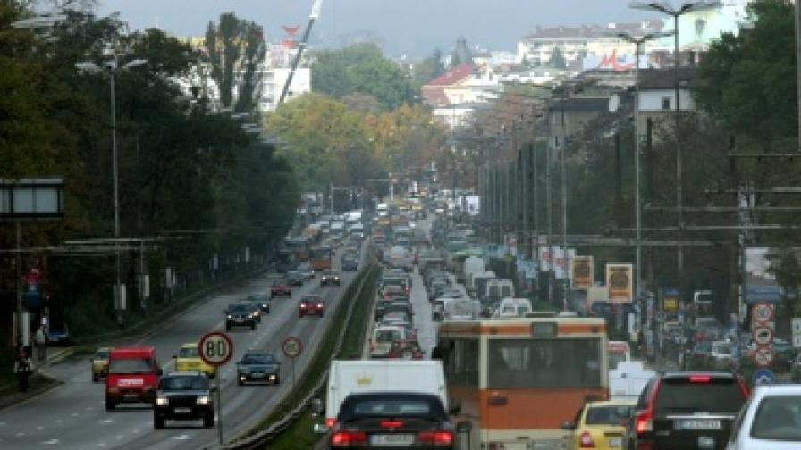 """Отново блъснат пешеходец на """"Цариградско шосе"""""""