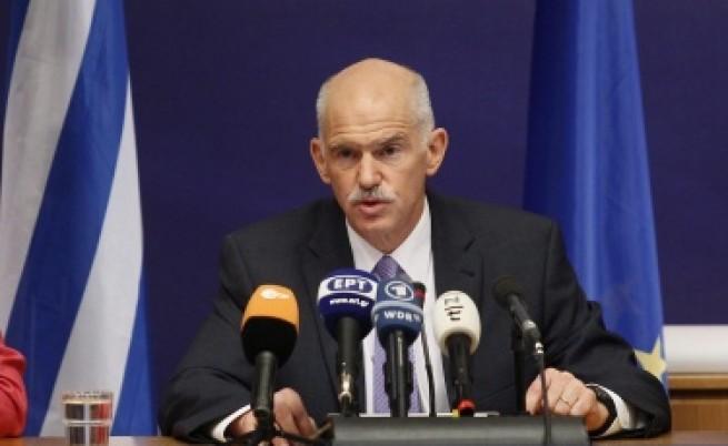 Новата помощ за Гърция ще е около 110 млрд. евро