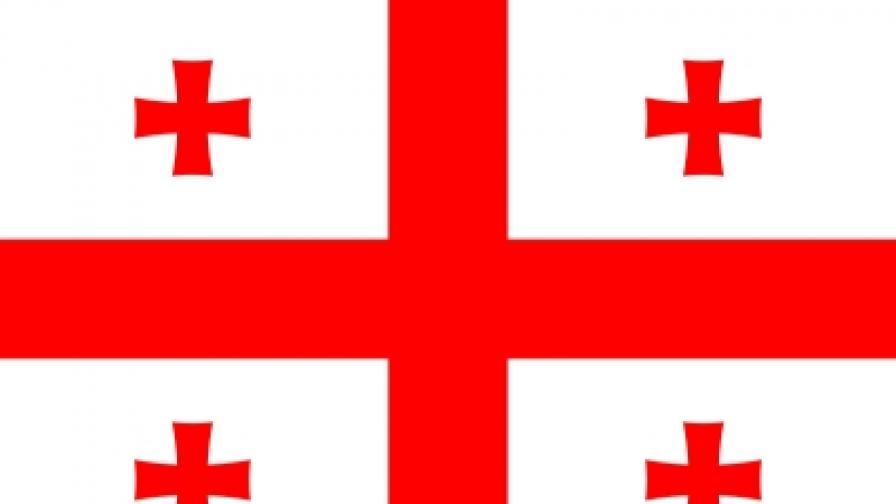 Държавното знаме на Грузия от 2004 г.