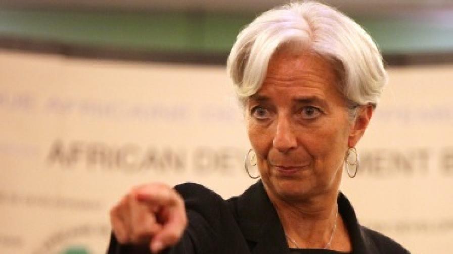 Кристин Лагард: Юристката, която оглави МВФ