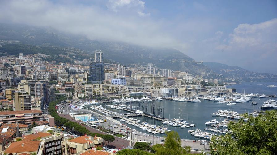 Монако в очакване на сватбата