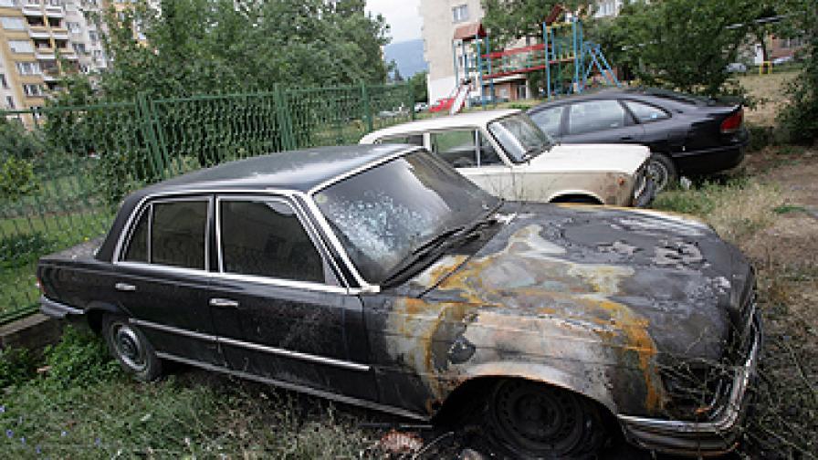 Пожарът в дома на Доковски може би е умишлен палеж