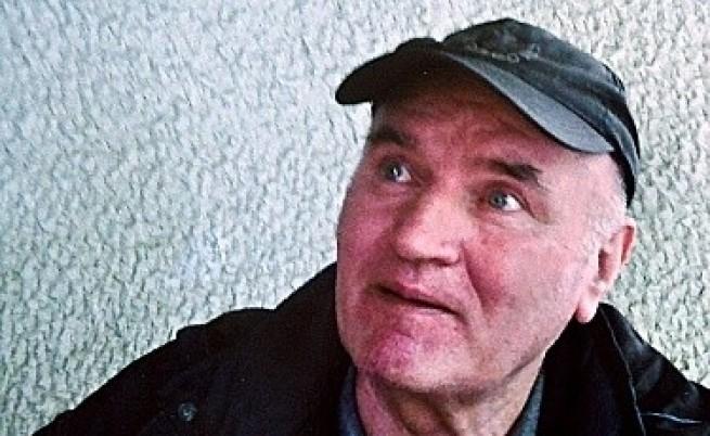 Изгониха Младич от съдебната зала