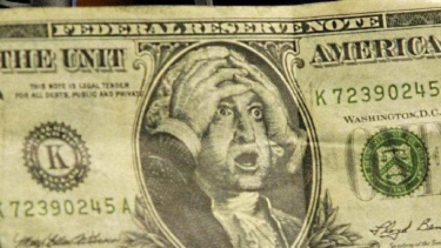 Отново напрежение около огромния дълг на САЩ