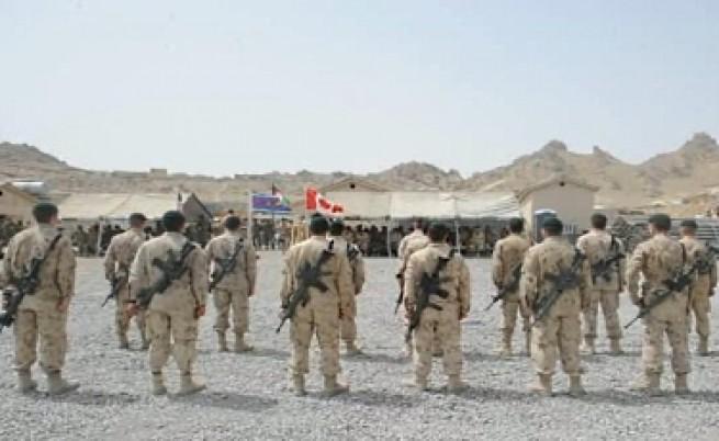Канада официално сложи край на мисията си в Афганистан