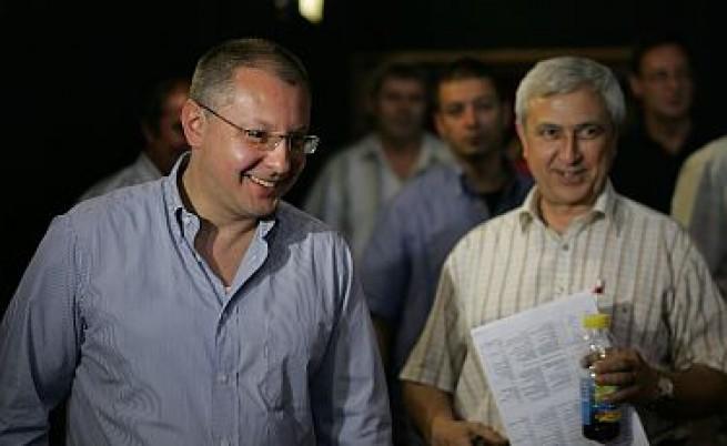 Станишев: Пълен бардак цари в държавата!