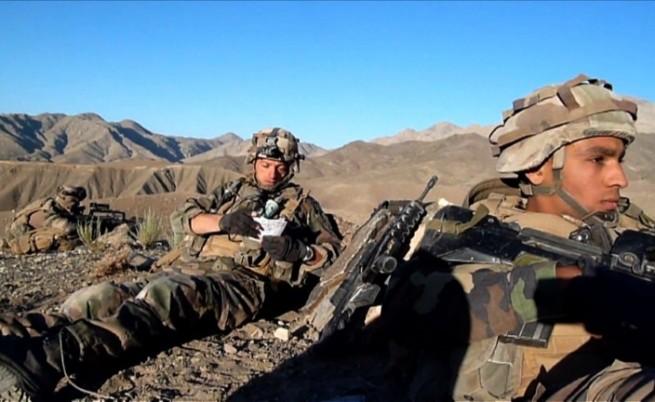 Саркози в Кабул: Изтегляме 1/4 от мисията си