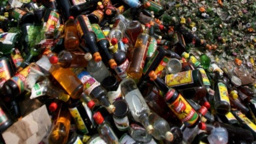 Еквадор: Сух режим заради алкохол менте
