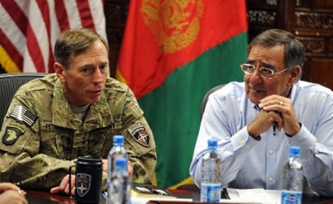 Смяна на караула в Афганистан
