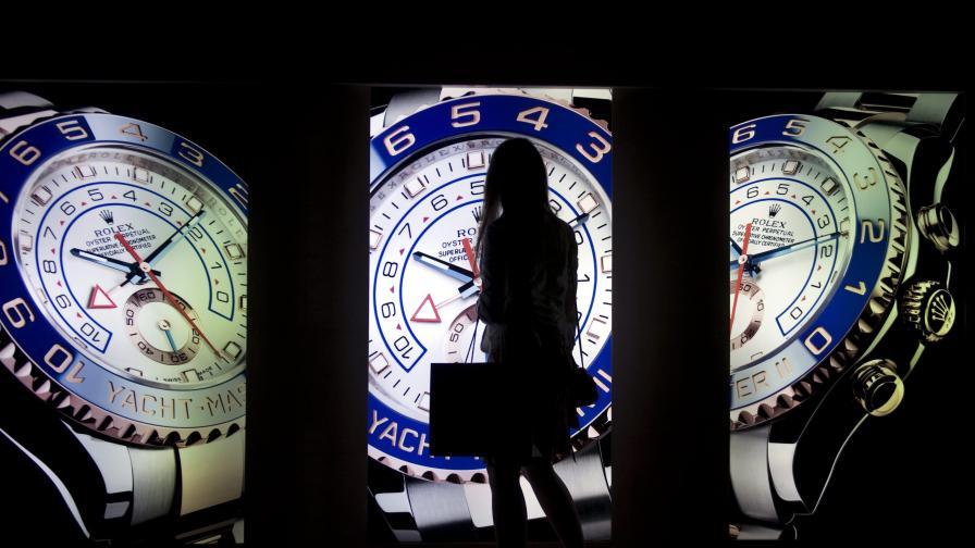 """Българка жертва на кражби на часовници """"Ролекс"""" в Италия"""