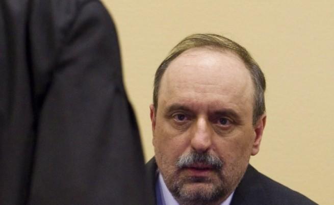Хаджич мълчи пред съда в Хага