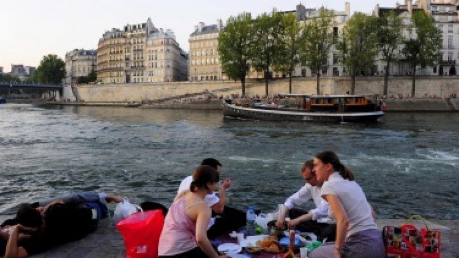 Париж: Дамите в панталон - извън закона