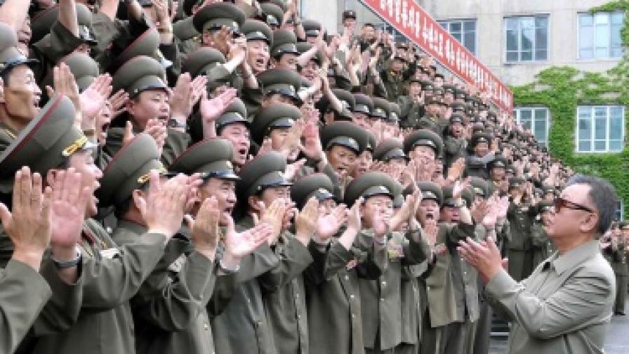 КНДР пак иска мирен договор със САЩ
