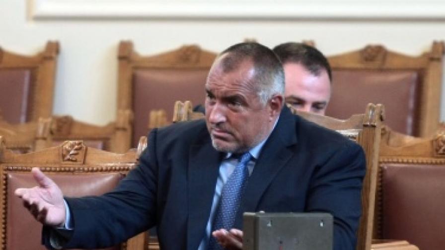"""Борисов: Дано """"Лукойл"""" не поведе война с държавата"""